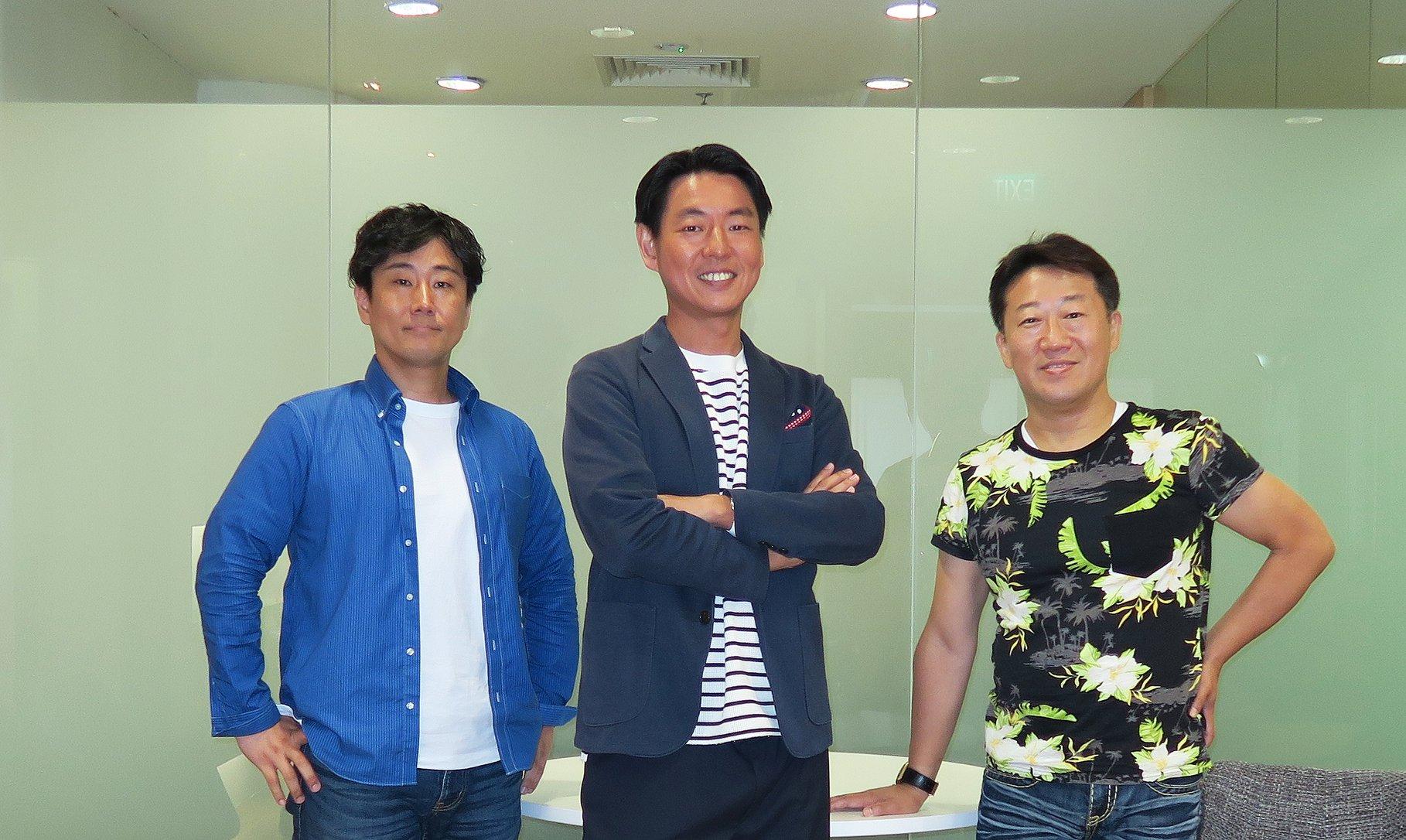 Dou creations Dai Kichiji, Mr. Katou, Mr. Washizu