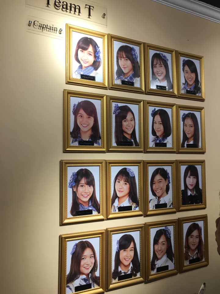 シアターJKT48チームT
